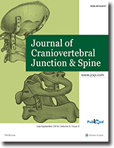 Journal of Craniovertebral Junction and Spine